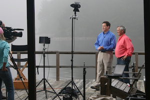 Camp Kotok 2012 on CNN