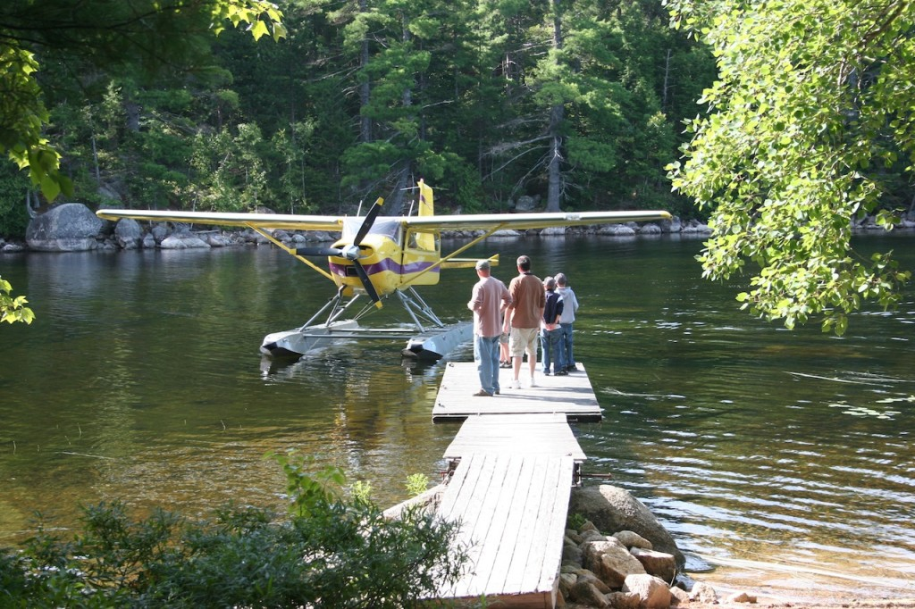 Float Plane Cabin Rentals | Salmon Fishing