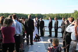 Wedding Lodges in Maine | Grand Lake Stream